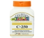21st Century Vitamin C 250mg 110 Tablets