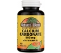 Natures Blend Calcium Carbonate 600 mg Tablets With D 100 ct