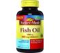 Nature Made Fish Oil 1200mg   360mg Omega-3 Liquid Softgels - 150ct