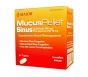 Major Mucus Relief Sinus with PE 60 Tablets