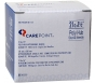 """CarePoint 21 Gauge, 1 1/2"""" Poly Hub Hypodermic Needle - 100ct"""