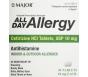 All Day Allergy 24hr (Cetirizine 10mg) - 30 Tablets