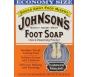 Johnsons Foot Soap Packets 8/Box