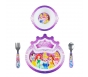 The First Years Disney Princess 4-Piece Feeding Set
