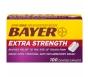 Bayer Extra Strength Aspirin Pain Reliever 500mg Caplets 100ct