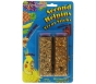 F.M. Brown's Second Helpins Cockatiel Treat Sticks - 6oz Pack