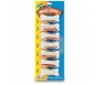 Dingo Mega Bone Mini Compressed Rawhide Bones - 7ct
