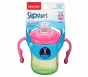 Playtex The First Sipster Spill-Proof Cup, Stage 1 (4-12 Mos), 7 oz, 1 cup (Color May Vary)