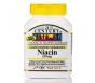 21st Century Niacin 250 mg Tablets 110ct