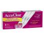 Accu-Clear Early Pregnancy Test - 3ct