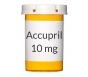 Accupril 10mg Tablets