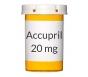 Accupril 20mg Tablets