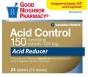 GNP Ranitidine Acid Reducer 150mg Tablets- 50ct
