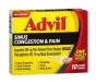 Advil Sinus Congestion & Pain Coated Tablets - 10ct