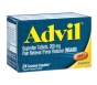 Advil Ibuprofen Pain Reliever/Fever Reducer 200mg Coated Caplets, 24ct