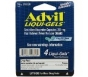 Advil Liquigels- 4ct
