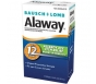 Bausch   Lomb Alaway Allergy Eye Itch Relief Drops -  0.34 oz