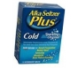Alka-Seltzer Plus Cold Effervescent Tablets Sparkling Original 36 ct