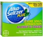Alka-Seltzer Plus Severe Sinus Congestion Allergy & Cough Formula Liquid Gels- 20ct