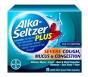 Alka-Seltzer Plus Severe Cough, Mucus & Congestion Liquid Gels- 20ct