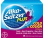 Alka-Seltzer Plus Cough & Cold Formula Liquid Gels- 20ct