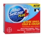 Alka-Seltzer Plus Severe Sinus Cold & Cough Liquid Gels- 20ct