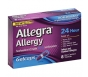 Allegra Allergy 24 Hour Non-Drowsy Gelcaps, 180mg- 8ct
