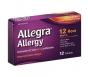 Allegra Allergy Tablets, 60mg- 12ct