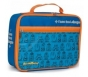 "AllerMates ""I Have Food Allergies"" Insulated Lunch Bag - Blue"