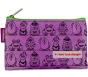 "AllerMates ""I Have Food Allergies"" Reusable Small Snack Bag - Purple"