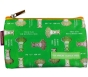 """AllerMates """"I'm Wheat Gluten Free"""" Reusable Small Snack Bag - Green"""