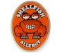 "AllerMates Shellfish Allergy Charm for Multi-Allergy Wristband - ""Crabby"""