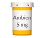 Ambien (Generic Zolpidem Tartrate) 5mg Tablets