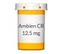 Ambien (Zolpidem Tartrate Extended Release) CR 12.5mg Tablets