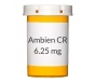 Ambien CR (Zolpidem Tartrate Extended Release) 6.25mg Tablets