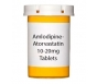 Amlodipine-Atorvastatin 10-20mg Tablets - 30 Count Bottle