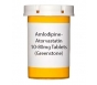 Amlodipine-Atorvastatin 10-80mg Tablets- 30ct Bottle (Greenstone)