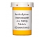 Amlodipine-Atorvastatin 2.5-40mg Tablets- 30ct Bottle (Greenstone)