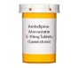 Amlodipine-Atorvastatin 5-10mg Tablets- 30ct Bottle (Greenstone)