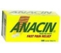 Anacin Tablet 100ct