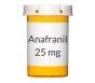 Anafranil 25mg Capsules