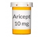 Aricept 10mg Tablets - 30 Count Bottle