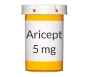 Aricept 5mg Tablets - 30 Count Bottle