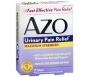 AZO Maximum Strength Urinary Pain Relief Tablets - 12ct