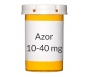 Azor 10-40mg Tablets - 30 Count Bottle