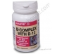 B-Complex with B-12 - 100 Tablets