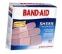 Band-Aid Bandage Comfort Flex Sheer Assorted - 60