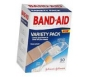 Band-Aid Bandages Variety Pack - 30