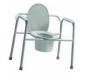 Bariatric Folding Commode- Steel Gray****ONLY 4 LEFT IN STOCK*****