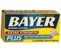 Bayer Aspirin Extra Strength Plus Caplet 50ct QUANTITY OF 2****PRODUCT NO LONGER BEING STOCKED****DEEP DISCOUNT